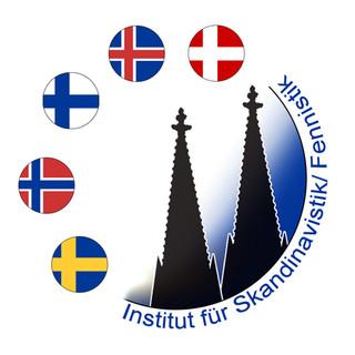 Logo Institut für Skandinavistik/Fennistik